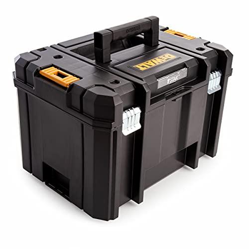 Dewalt DWST1-71195 TSTAK System DW, Box VI, negro, 440 x 176 x 314mm