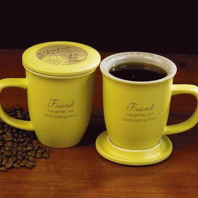 Friend Coaster Mug