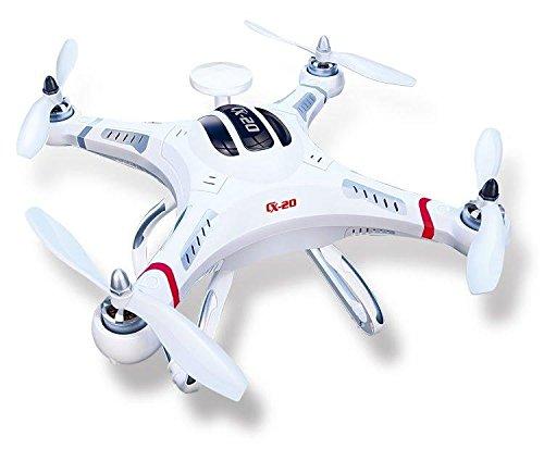 CHEERSON CX-20 Auto-Pathfinder RC Quadcopter Drohne Quadrocopter Mit GPS - Profi + 1080P 12mpix HD Kamera