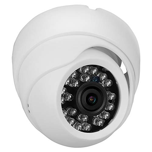 HD Security Cameras Kit,420TVL Infrared Night Vision Camera Waterproof Home Security Dome Camera(NTSC System)