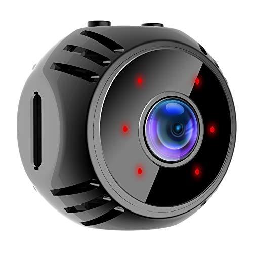 Sonline CáMara InaláMbrica Wifi CáMara de Seguridad para el Hogar CáMara de Video en Movimiento VideocáMaras MicróFono Incorporado