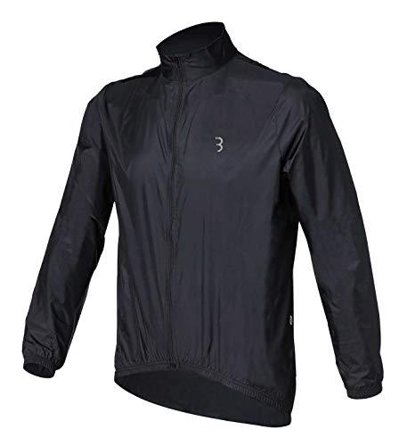BBB Cycling BaseShield Regenbekleidung, schwarz, S