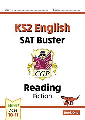 New KS2 English Reading SAT Buster: Fiction - Book 1 (for the 2020 tests) (CGP KS2 English SATs) (English Edition)