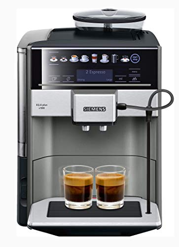 Siemens EQ.6 Plus s500 TE655203RW – Machine à café...