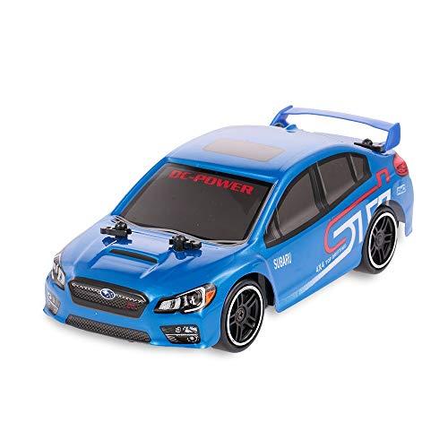 Household items Z-XLIN 1/24 Mini Coches Coches 2.4G 4WD RC Drift Car Collection Radio Coches controlados por Control Remoto Juguetes for niños Kids Regalo Máquinas (Color : Blue)