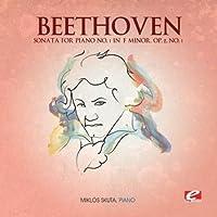 Sonata for Piano 1 in F Minor