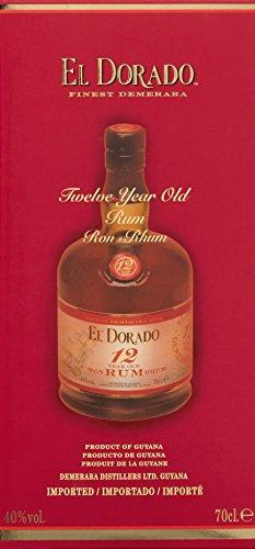 ElDoradoRum12Jahre (1x0.7 l) - 6