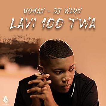 Lavi 100 Twa (feat. Dj Wayn)