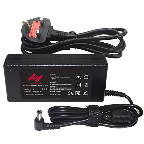 TAYINPLUS 19V 4.74A 90W Laptop charger for Asus ADP-90CD DB N17908 V85 X751l X550C X550 X551 X555l K52 K53 K55 Notebook AC Power Adapter(5.5x2.5mm)