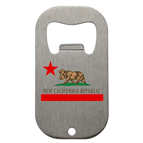 Vlag Flessenopener New California Republic