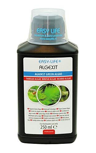 Easy Life 38 Verschiedene Sorten und Größen 250 ml - 5 Liter Profito, Carbo, Kalium, AlgExit, BlueExit, Voogle UVM. (Easy AlgExit 250 ml)