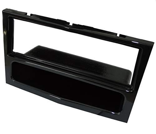 Aerzetix adapter voor autoradio, inbouwframe, 1 DIN, voor auto C40934