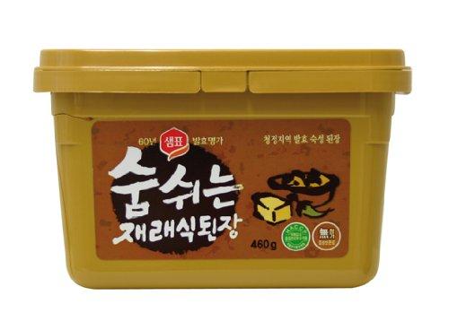 Sempio Paquete de Pasta de Soja de 1 x 460 Gr 460 g