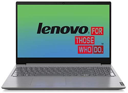 Portatile Lenovo V15 cpu Intel i5 10°GEN. 4 Core a 3,4 ghz, Notebook 15.6  Display FHD 1920 x 1080 Pixels, DDR4 8 GB, SSD M.2 Pcie, webcam, Wi-fi, Bt, Win 10 Pro, A V, Gar. Italia (256 GB)