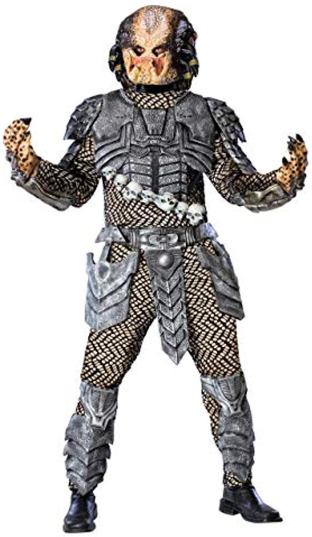 B-Creative Alien v Protator Mens Protator Kostüm Std Chest 44  Größe 30-34   Leg 33