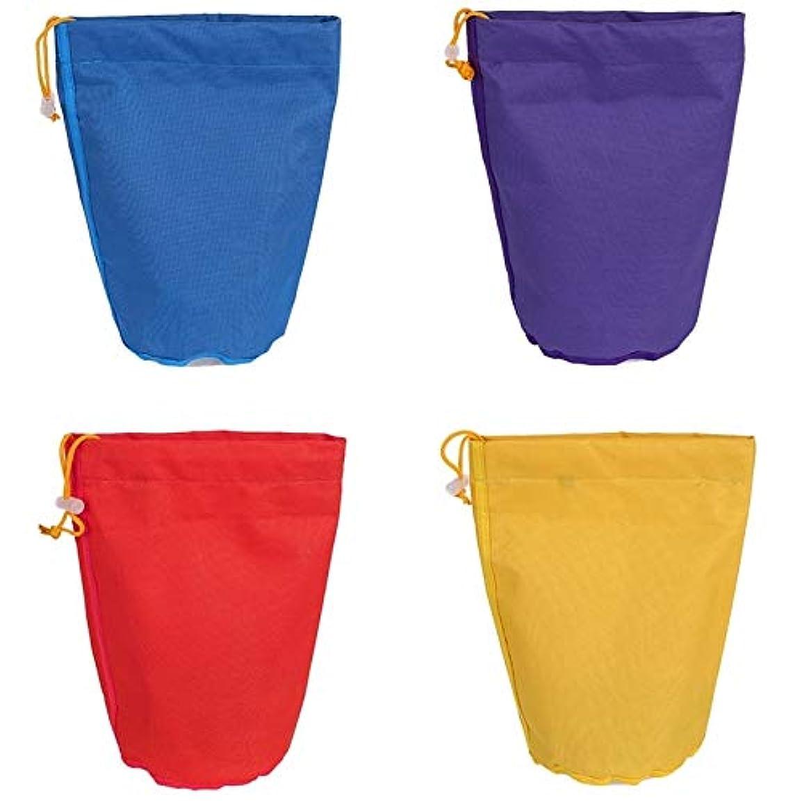 愛するオリエンテーション証明書4本1ガロンガーデンは、バグフィルターバッグバブルバッグハーブアイスプラント抽出キットの抽出バッグを成長させます (Color : Multi)