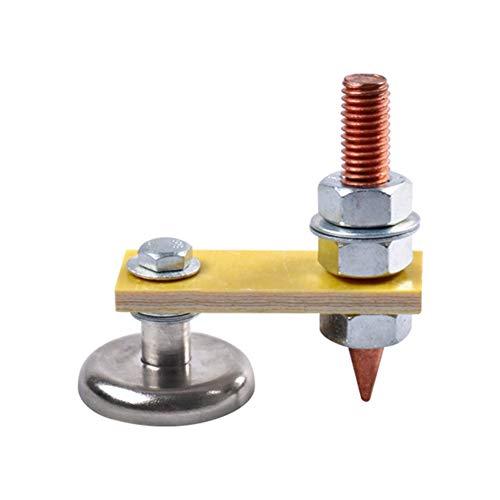 MAyouth Schweißen Magnetkopf Erdungsdraht Werkzeug Magnetic Schweißen Unterstützung Starke Magnetism Erdung Zubehör