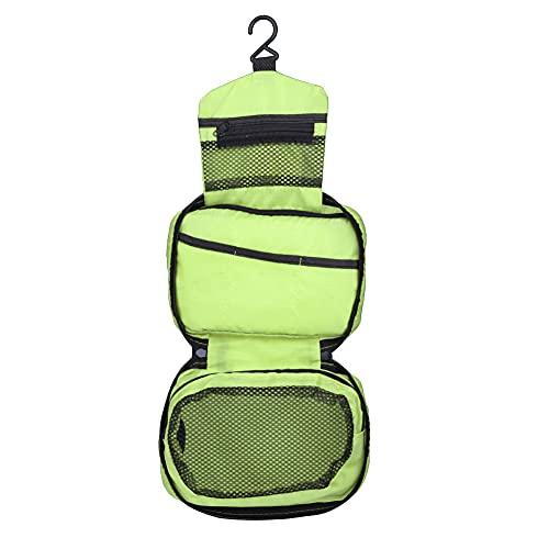 Portable Espace de rangement Sac, 11.6 * 18.5 * 4.2cm Qualité Nylon Matériel Miroir Épaule Sangle avec Nylon
