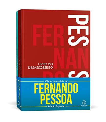 Obras essenciais de Fernando Pessoa