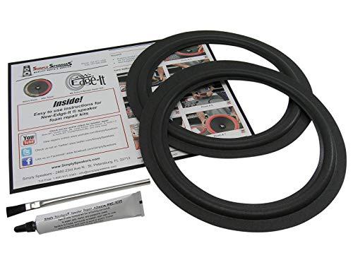 "Dahlquist Speaker Foam Edge Repair Kit, 10"" Dahlquist DQ-10, DQ-20, FSK-10AD"