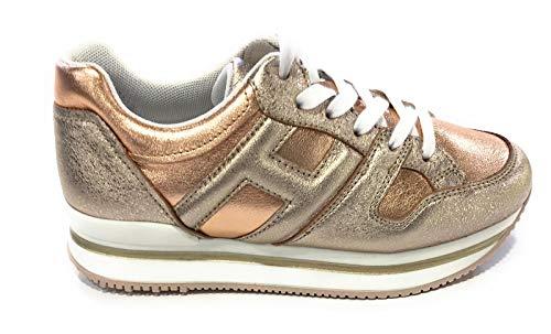 Hogan Bambina HXC2220T548NMJ Rosa Sneaker Estate 35