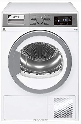 Smeg DHT37PLIT Secadora, Plata, Color blanco