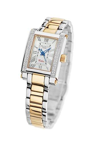 Pilo & Co Swiss Corleone de cuarzo reloj de pulsera de mujer Colección p0544dqbi D