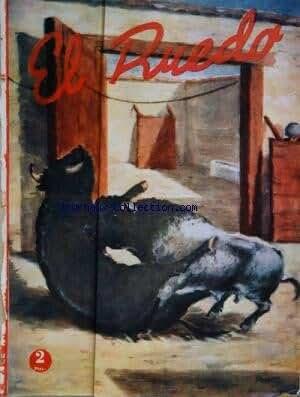 EL RUEDO [No 158] du 03/07/1947 - LA PRESENTACION DE MANOLETE EN SEGOVIA / O UNA CORRIDA PASADA POR AGUA / DEMASIADA POLITICA TAURINA Y UN DEBUT AFORTUNADO