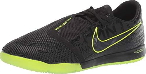 Nike Herren Zoom Phantom Venom Pro Ic Fußballschuhe, Mehrfarbig (Black/Black/Volt 7), 42 EU