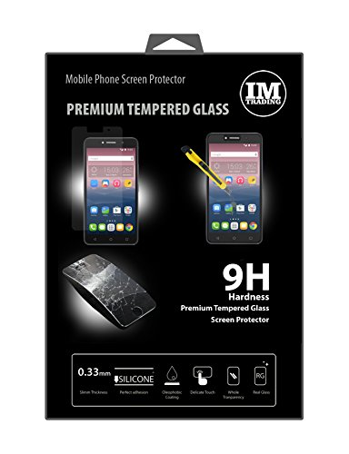 Cristal protector para Alcatel Pixi 4(6.0pulgadas) Premium Protector de pantalla tanque Cristal Vidrio Templado Pantalla @ Energmix®