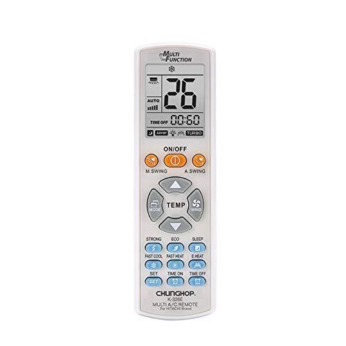 K-325E LCD A/C Muli Fernbedienung RC für Klimaanlage Ersatz für Sanyo