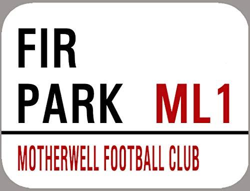 TNND Motherwell Fc Fir Park Metal Sign 8x12 inches