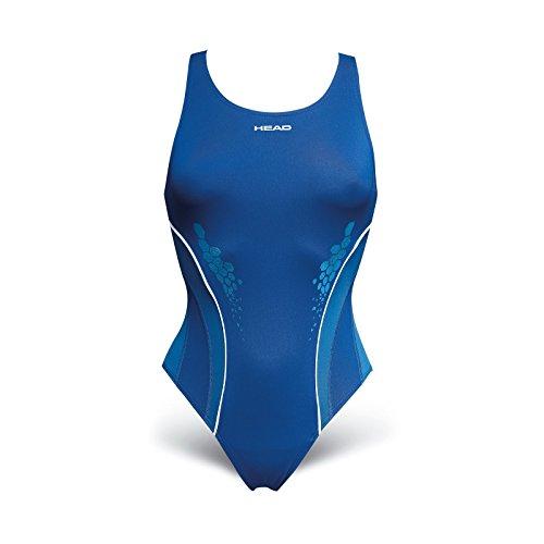 HEAD Damen Atomy Badeanzüge, Blau, 36