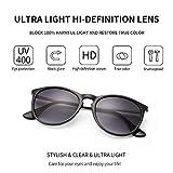 Zoom IMG-1 sungait tondi vintage occhiali da