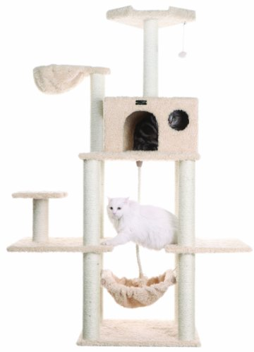Hot Sale 69 In. Armarkat Cat Tree House Condo Furniture - A6901