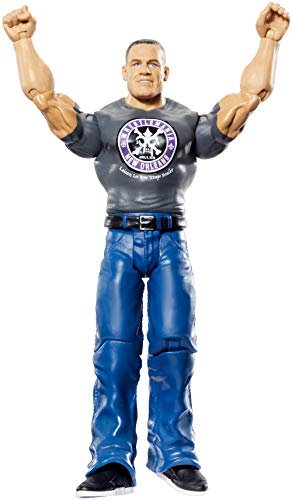 WWE Mattel GDC00 - WrestleMania Figur (15 cm) John Cena, Spielzeug Actionfiguren