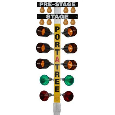 Portatree 3100LED Full Size 6 Foot Practice Tree LED