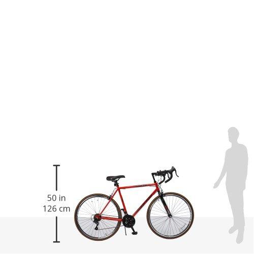 """41NW007ufkL。 SL500ロイスユニオンメンズグラベルバイク27.5 """"または700cホイール"""