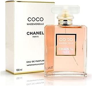 CHàNèl Coco Mademoiselle For Women Eau de Parfum Spray 3.4 OZ./ 100 ml.