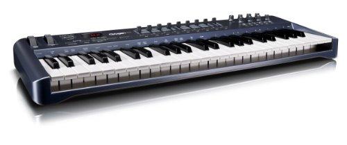 M-Audio Oxygen 49 9900-53006-00 - Teclado MIDI (49 teclas, ruedas de...