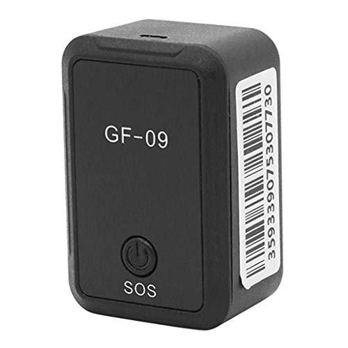balikha Dispositivo de Adsorción de Localizador Magnético GF-09 con Control de Aplicación GPS WiFi LBS BEIDOU