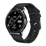 DT56 Touch Full Touch Smart Watch Monitoreo De La Presión Arterial Moda Moda Reloj Deportivo,C