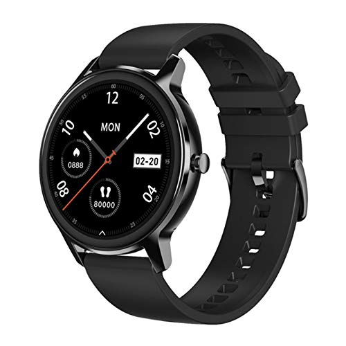 XYZK DT56 Smart Watch, Rastreador De Sueño para Hombre Smartwatch Fitness Band Smart Watch, Mujeres, Monitor De Presión Arterial,C