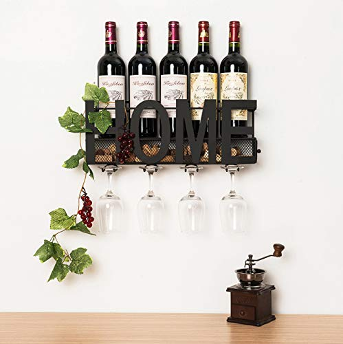 How to Secure Wine Rack to Wall 2