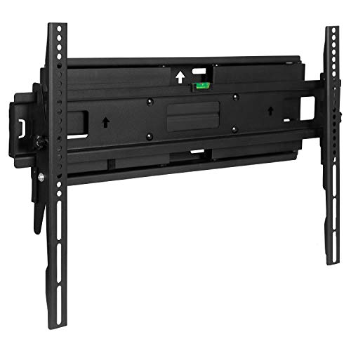 Flash Furniture FLASH MOUNT Full Motion TV Wall Mount - Built-In Level - Magnet Quick Release Pendants - Fit most TV's 40' - 84' (Weight Capacity 100LB)