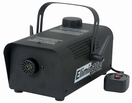 10 best eliminator lighting fog machine for 2020