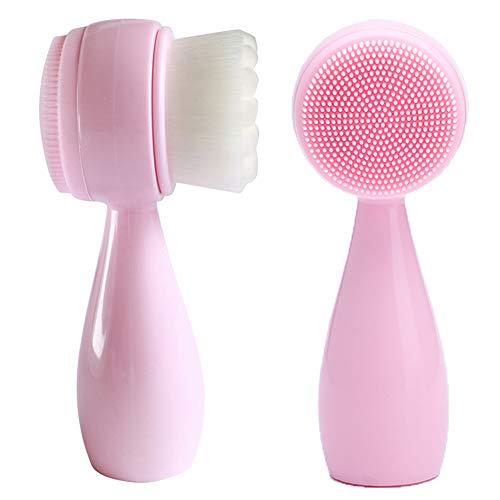 Lezed Cepillo de limpieza facial para lavar la cara manual,