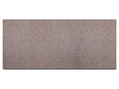 Primaflor - Ideen in Textil Schmutzfang-Teppich-Läufer Meterware PICOLLO - Beige, 100 x 250 cm, Rutschfester Küchenläufer, Robuste Sauberlauf-Matte