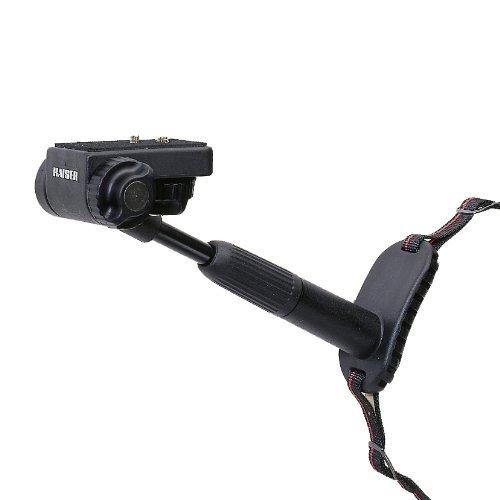 Kaiser Fototechnik 96008 Brust- und Schulterstativ Easy schwarz