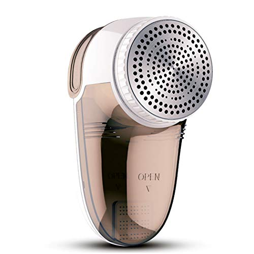 AXIANQI Inductieve haarbal trimmer wollen jas pullover bal machine USB-oplaadbare duurzame gouden riem vervanging lemmet veiligheid